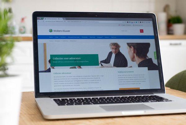 Schaafsma Digital Marketing Webdevelopment - Wolters Kluwer